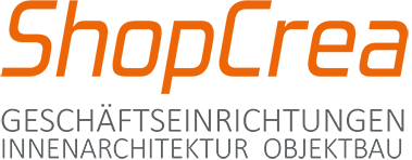 ShopCrea - Geschäftseinrichtungen - Innenarchitektur - Objektbau